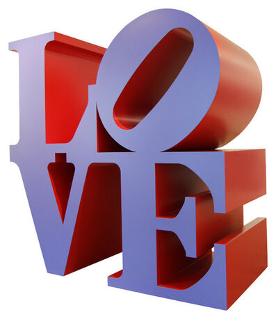 Robert Indiana, 'LOVE', 1966-1999