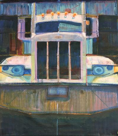 Adrianne Lobel, 'Big Blue Truck', 2015
