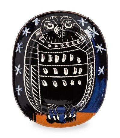 Pablo Picasso, 'Hibou brillant', 1955