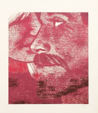 R. B. Kitaj, 'Self Portrait', 1969