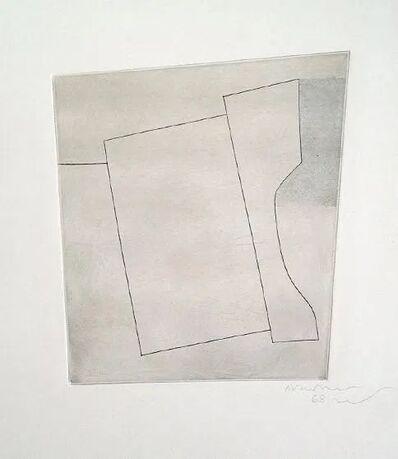 Ben Nicholson, 'Mug and Goblet', 1968
