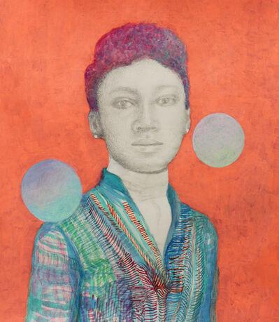 Eline Meyer, 'Eline Meyer: Portraits - Skadi', 2018