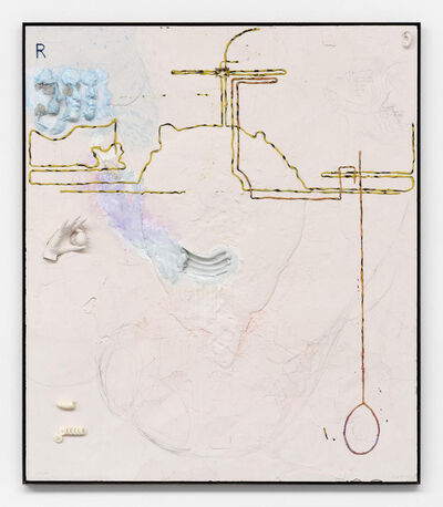 David Altmejd, 'Heart Loop', 2018