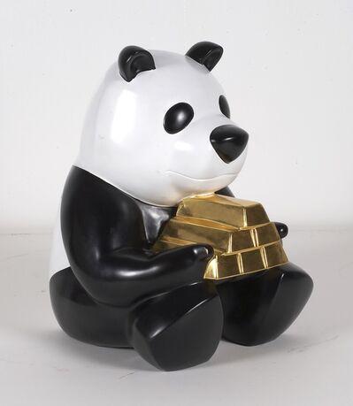 Huang Poren, 'Panda Makes the Rules', 2010