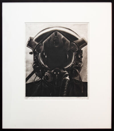 Robert Longo, 'Study for Jet Pilot NO.1', 2007