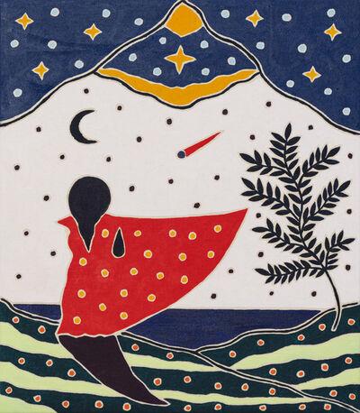 Anders SCRMN Meisner, 'Astrea in Japanese Kimono', 2020