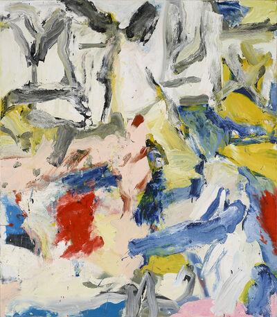 Willem de Kooning, 'Untitled XIV', 1975