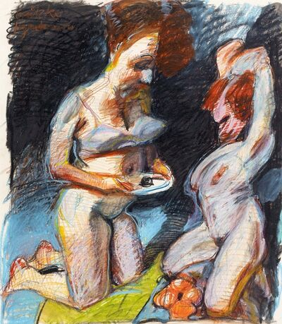 Johannes Grützke, 'Untitled'