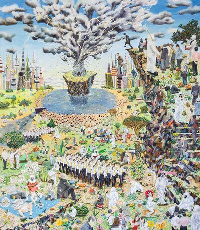 Haruko Maeda, 'Neverland 3', 2017