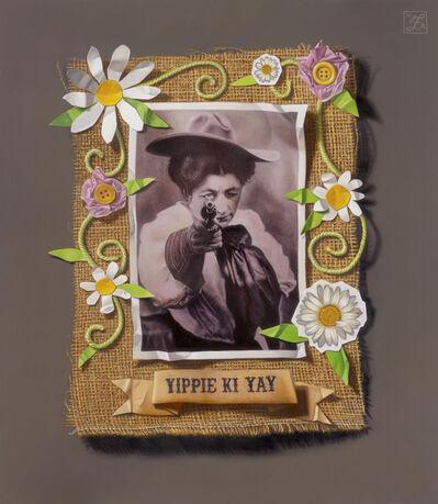 Natalie Featherston, 'Yippie Ki Yay ', 2018