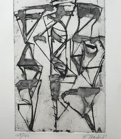Brice Marden, 'Tu Fu', 1987