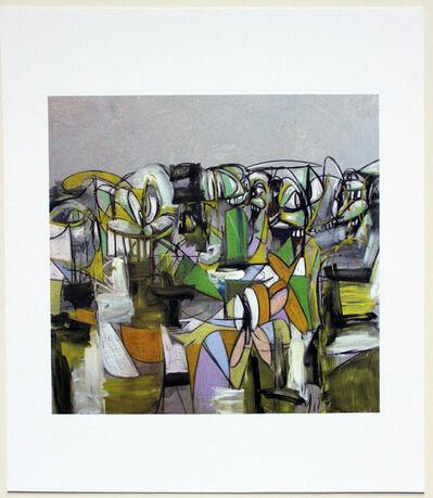 George Condo, 'Compression V', 2011