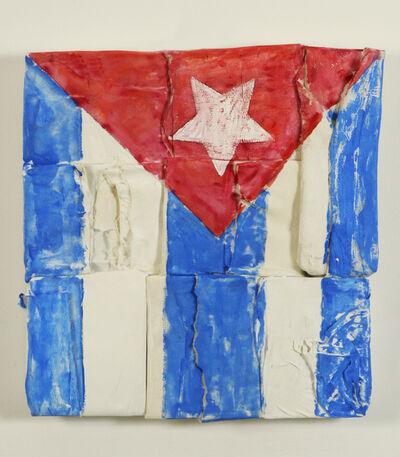 Mario Arlati, ' INCOMPLETE FLAG ', 2017