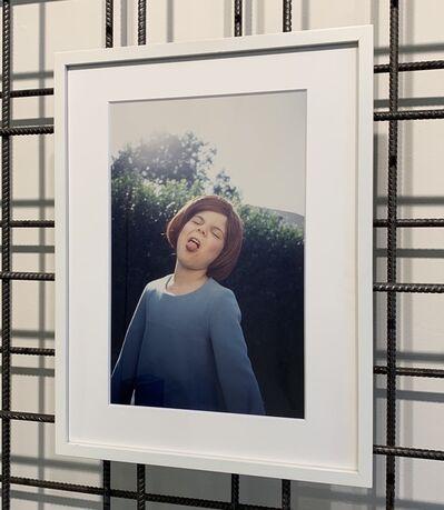 Yoshitomo Nara, 'Untitled ('Beah!')', 2002