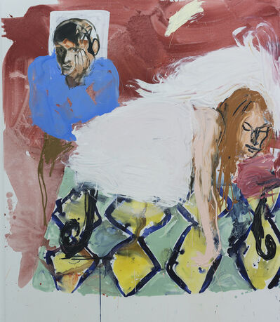 Cristina de Miguel, 'RED ROOM', 2019