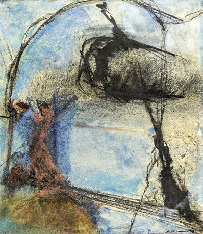 Giuseppe Santomaso, 'Untitled', 1957