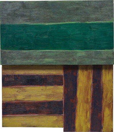 Sean Scully, 'Dust', 1984