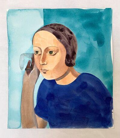 Richard Wathen, 'Eavesdropper', 2021