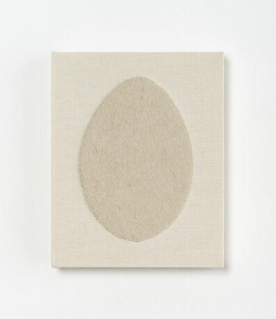 Adelaide Cioni, 'Ab ovo. White egg', 2021