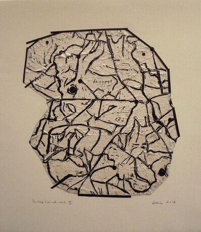 Zarina Hashmi, 'The Map I Do Not Need III', 2016