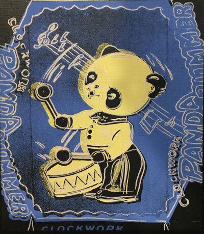 Andy Warhol, 'Clockwork Panda Drummer (from Toy Series)', 1983