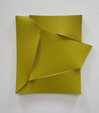 Jan Maarten Voskuil, 'Unlimitation in yellow', 2019