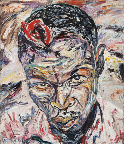 George Gittoes, ''Walking Dead' Kibeho Massacre, Rwanda', 1995