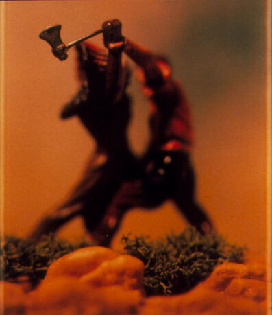 David Levinthal, '88-PC-C-16', 1988