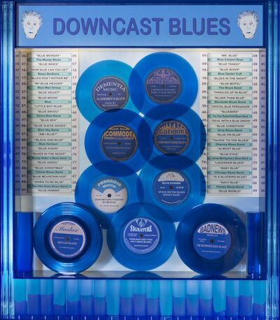 Jerry Meyer, 'Downcast Blues', 2013
