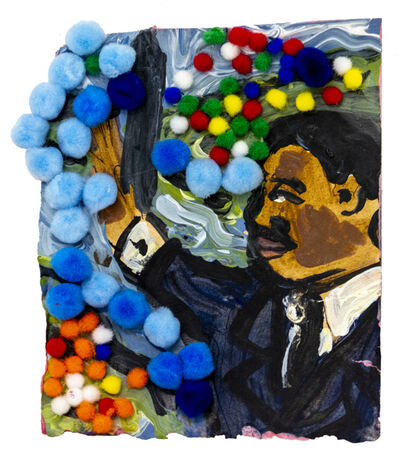 Jeffrey Spencer Hargrave, 'Martin Luther King Jr.', 2020