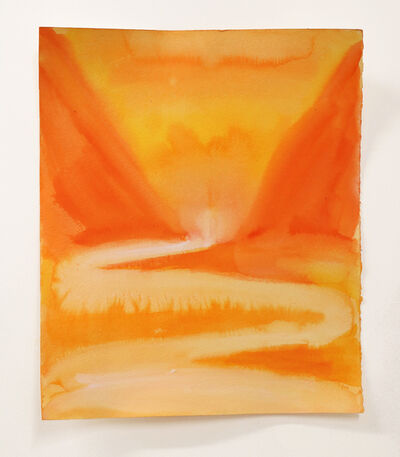 Grace Mattingly, 'Creamy Sunset II', 2021