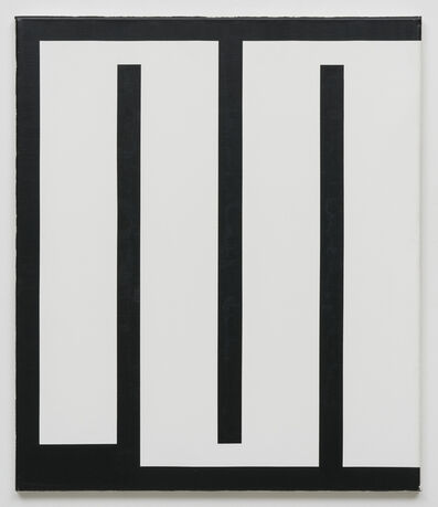 Julije Knifer, '7/10 XI-XII 88 K', 1988