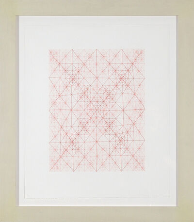 James Siena, 'Circulation', 1999