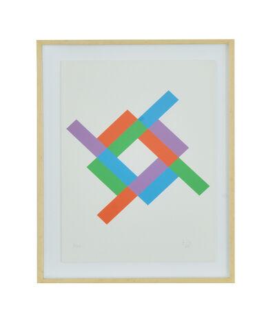 Max Bill, 'Untitled', 1985