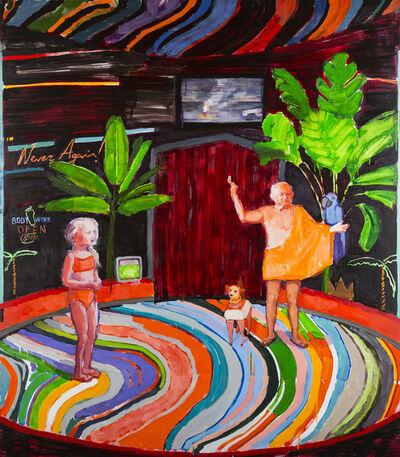 Aukse Miliukaite, 'Enter the void', 2017