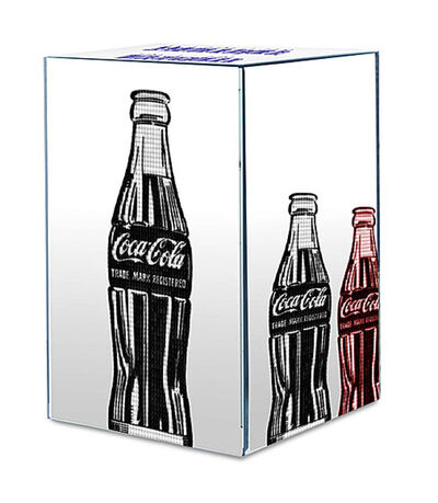 Alex Guofeng Cao, 'America's Favorite Moment CocaCola vs JFK, After Warhol', 2013
