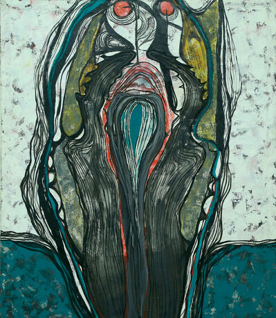 Merikokeb Berhanu, 'Untitled VI', 2010