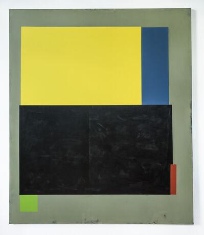 Jesús Matheus, 'Ideogram/Place', 2014