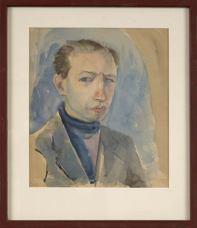 Jack Tworkov, 'Self Portrait', ca. c. 1949