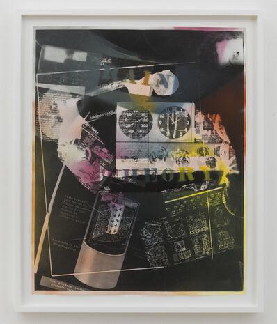 Thomas Barrow, 'Rain Theory', 1979