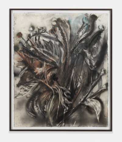 Jim Dine, 'Dying Thistle', 2014