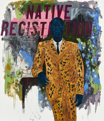 Kudzanai Chiurai, 'Native Registration I', 2016-2017