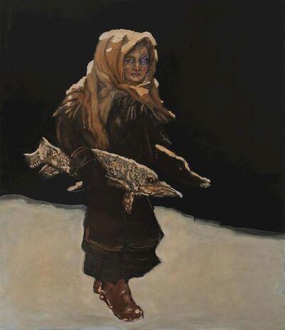 Jan van Imschoot, 'Siberische sneeuwsnoek', 2018