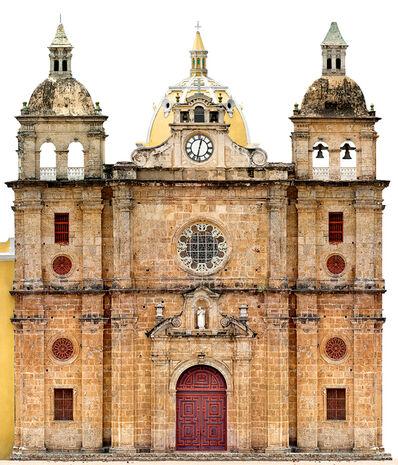 Antonio Castañeda, 'Iglesia de San Pedro Claver, Archival pigment print', 2017