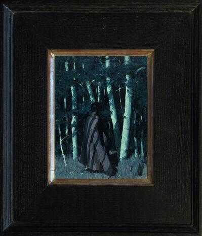 Jeremy Lipking, 'Aspen Nocturne', 2017