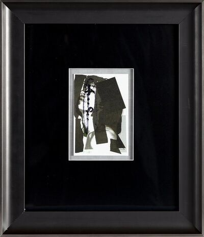Andy Warhol, 'Andy Warhol  Mick Jagger FS.II.144 Hand Signed Gallery Announcement Invitation', 1970-2000