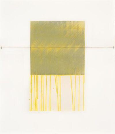 Richard Smith, CBE, 'Small Yellow', 1977