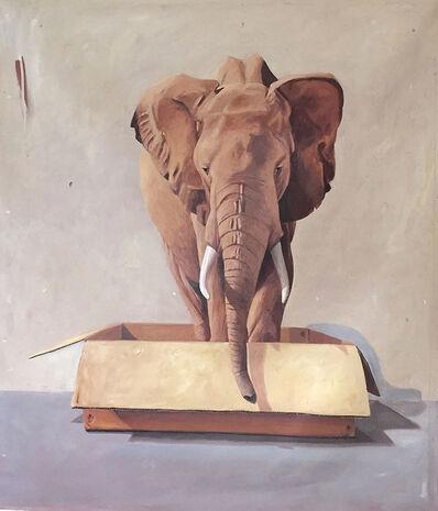 Santiago Garcia, 'Elephant #8', 2014