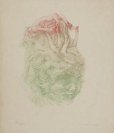 Hans Bellmer, 'Le Chapeau-main', 1947
