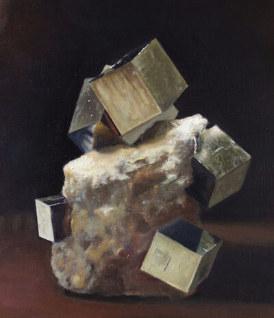 Scott Kiche, 'Cluster of Pyrite', 2015